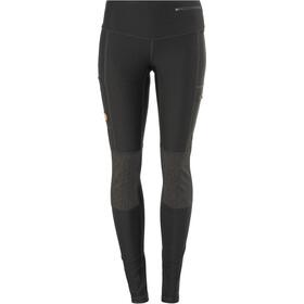 Fjällräven Abisko Trekking - Pantalones Mujer - negro